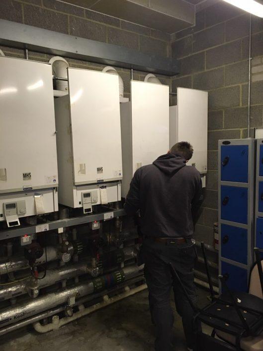 Boilers Derby