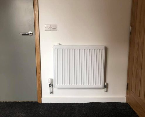 New radiator install Derby