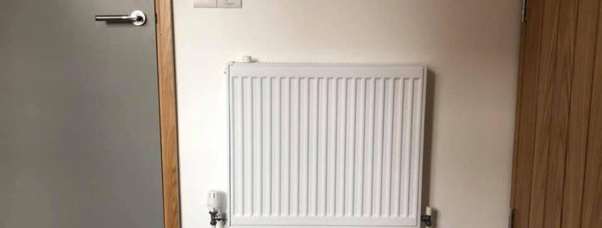 New radiator install Derby